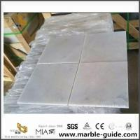 Cheap Guangxi White Marble Tiles For Kitchen And Bathroom Floor Or Wall Decor for sale
