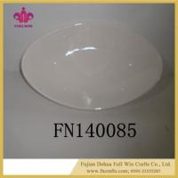 Cheap Ceramic Dinner Plate with Bowl for Wedding Customized Size Ceramic Materials Dishware for sale