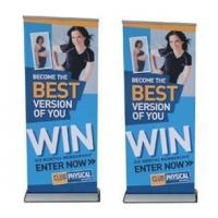Cheap Roll Up Stand Retractable Banner Stand Pull Up Baner Rull Up Banner Roll Up Display for sale