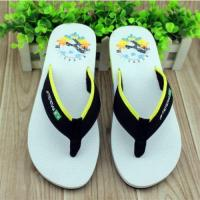 Top Level Quality Comfortable Foot Feeling Of White Slippers