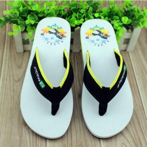 Quality Top Level Quality Comfortable Foot Feeling Of White Slippers wholesale