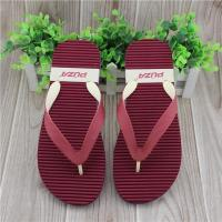 Buy cheap Men's Beach Flat Eva Slippers Flip Flops from wholesalers