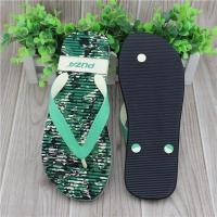 Cheap Summer Mens Flat Camo Sandals for sale