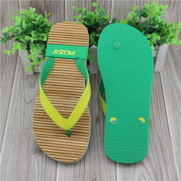 Quality Brazil Color Comfortable Massager Slippers wholesale