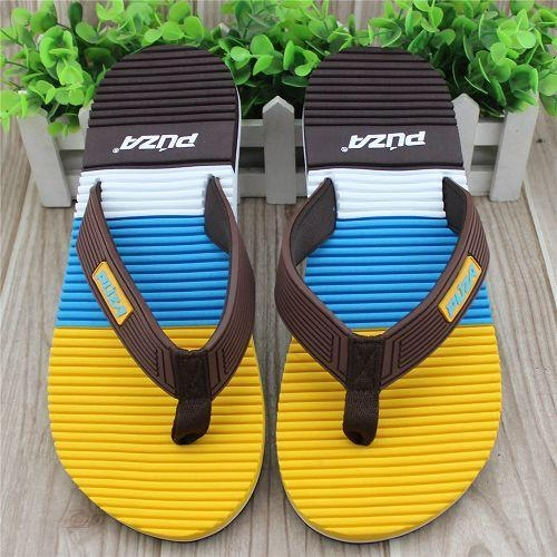 Quality Comfortable Beach Rubber EVA Sandals wholesale