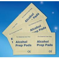 Cheap Alcohol Prep Pads for sale