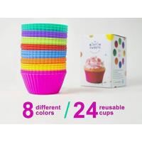 Cheap Silicone Cupcake. FDA Approved 100% Food Grade Silicone, BPA Free. for sale