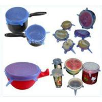 Buy cheap Silicone Pot Cover from wholesalers
