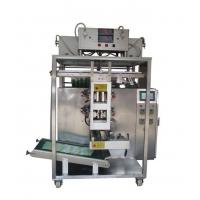 China Automatic High Speed Multi Lanes Liquid Packing Machine for Ketchup Sauce Shampoo on sale