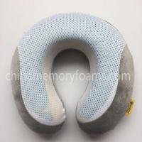 Buy cheap Cool Gel U Shaped Pillow from wholesalers