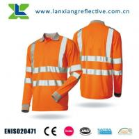 Cheap Hi vis FR & Anti-static Safety Polo Shirt for sale