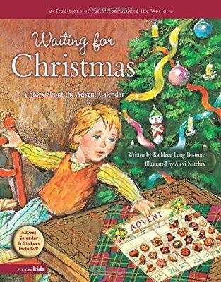 Quality Waiting for Christmas: A Story about the Advent Calendar (Traditions of Faith from Around the World) wholesale