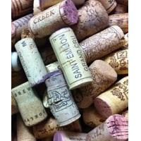 Cheap ARTS & CRAFTS Recycled Wine Corks- Unsorted - Bag of 100 for sale