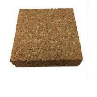 "Cheap ARTS & CRAFTS Cork Block - 4"" x 4"" x 1.25"" for sale"