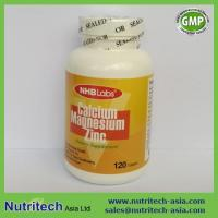 China Calcium Magnesium Zinc Tablet on sale