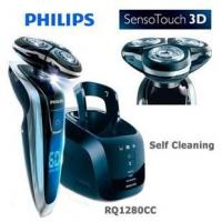 Cheap Electric Shavers Philips - Norelco RQ1280CC Sensotouch 3Dwith Jet Clean system for sale