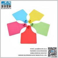Cheap Chinese high quality TPU(BASF) cattle livestock animal ear tags for sale