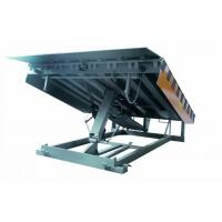 Mechanical Dock Leveler for Container and Van Truck Loading and Unloading