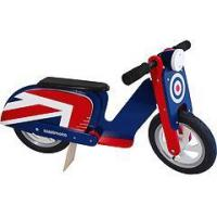 Cheap Baby & Child Kiddimoto Brit Pop Scooter for sale