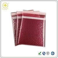 Buy cheap Red and Black Antistatic Shielding Bubble Padded Bags from wholesalers