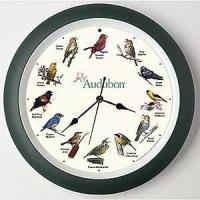 Buy cheap 8 Inch Audubon Singing Bird Clock from wholesalers