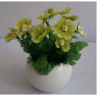 Buy cheap THREAD ROD DIN934 HEX NUT Cherry blossom in round ceramic pot from wholesalers
