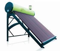 Cheap THREAD ROD Pressurized Solar Water Heater with Copper Coil for sale