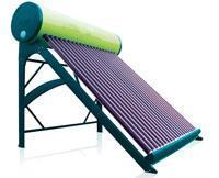 Cheap THREAD ROD Low-pressure solar water heater for sale