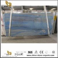 Cheap Azul Macobus Marble For Kitchen Countertop And Bathroom Floor Tiles for sale