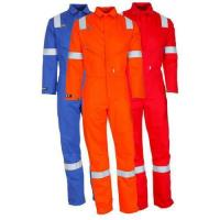 Buy cheap Oil gas and mining safety coveralls from wholesalers