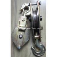 Snatch Block for manually lifting