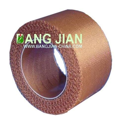 China Silk surgical tape Product  Silk cloth surgical tape-2