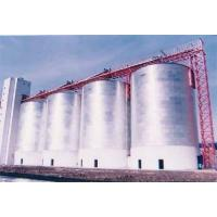 Cheap Flat bottom steel silo for sale