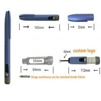 Cheap Reusable insulin pen(Plastic) for sale