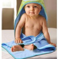 Cheap Extra Soft animal Baby Hooded Towel wholesale Round Towel for sale