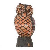 Cheap TLC00066 Owl tiffany table lamp animal accent lamp for sale