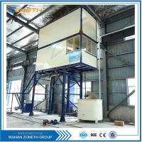 Buy cheap Best hanging force wall panel production line from wholesalers