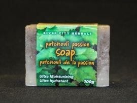 Quality River City Herbals Patchouli Passion Soap River City Herbals Patchouli Passion Soap wholesale