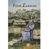 Cheap First Lessons In Beekeeping for sale