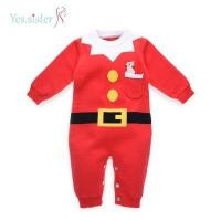 Cheap Baby Knitting Patterns Christmas Baby Jumpsuit Bodysuits for sale