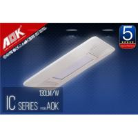 China 110W IP66 IK10 Explosion Proof LED Gas Station Canopy Light Replacement for 400W Metal Halide Lamp on sale