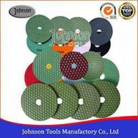 Buy cheap 75-180mm Dry Diamond Polishing Pads, Polish Marble and Granite from wholesalers