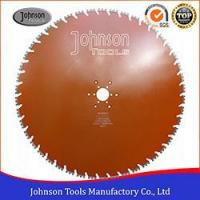 Buy cheap 800mm Diamond Wall Saw Blades with Double U Shaped Segment for Wall Sawing from wholesalers