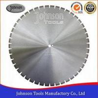 Buy cheap 800mm Diamond Concrete Cutting Blade with Laser Welding Segments for Wall Saws from wholesalers