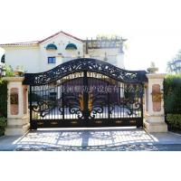 Custom class forged iron products Community wrought iron gates