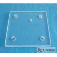 Cheap Perforated Glass for sale