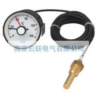 Cheap SC15 Expansion thermometer with micro switch Mechanical temperature regulator for sale