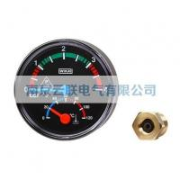 Cheap THM10 Bimetal thermomanometer Eco For pressure and temperature measurement for sale