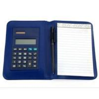 China Solar Calculator with Sticky Notes Calculator with Pen Set China Trading Goods on sale