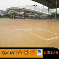 Sports court vinyl floor prices sports court vinyl floor for Indoor basketball court flooring cost